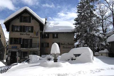Hôtel à Serre Chevalier Mars 2013